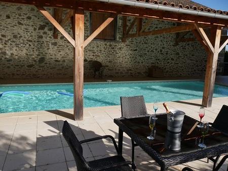 Swimming pool Dream Catchers Lake France
