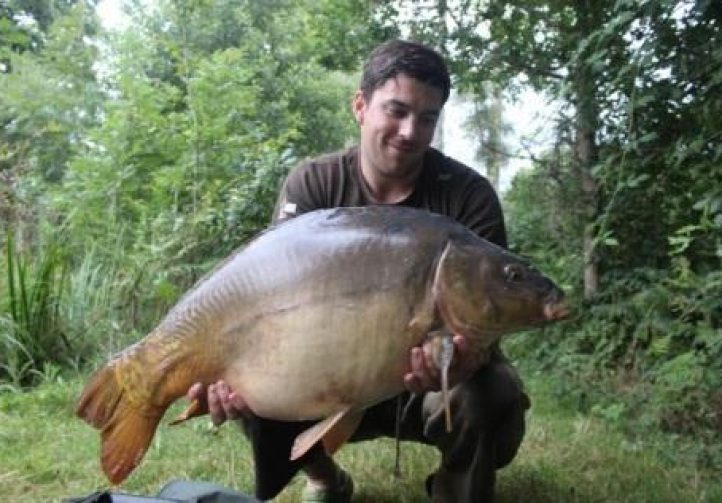 Lac Lucie – Carp France Fisheries Image