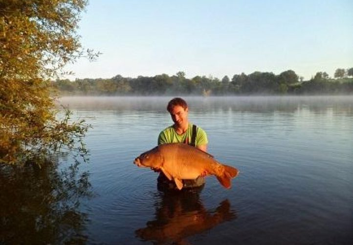 Cherpont Lake Image