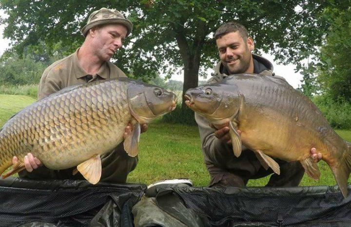 Kingfisher Lake – Carp France – 19 September, 2020