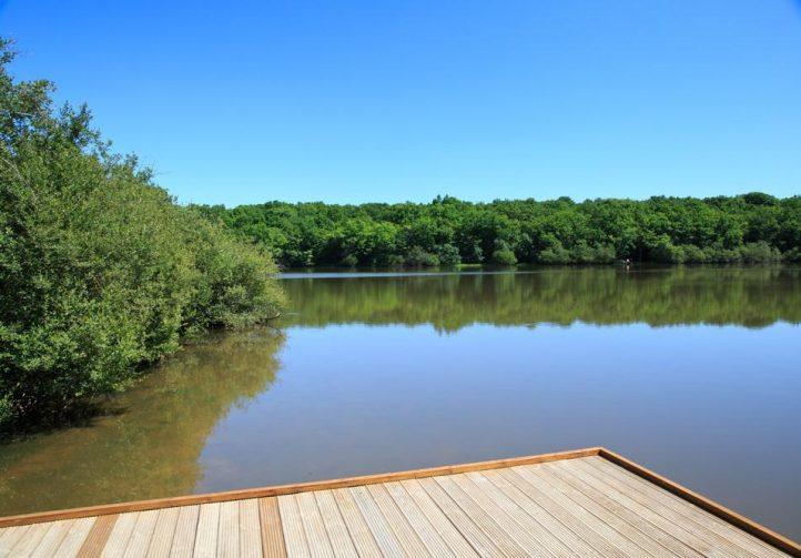 Lake Meillant Image