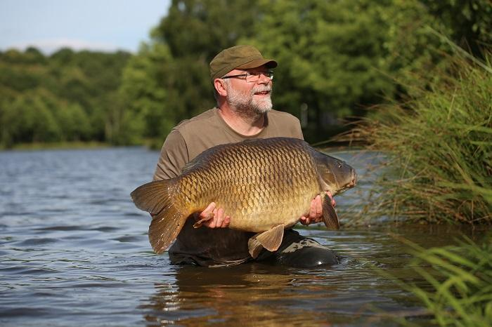 Lac Lucie – Carp France Fisheries Reports