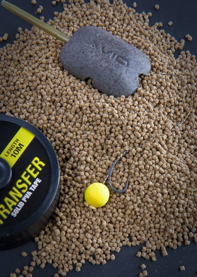 Fishing for carp Summer: Oily pellets can be devastatingly good when the water tempatures rises