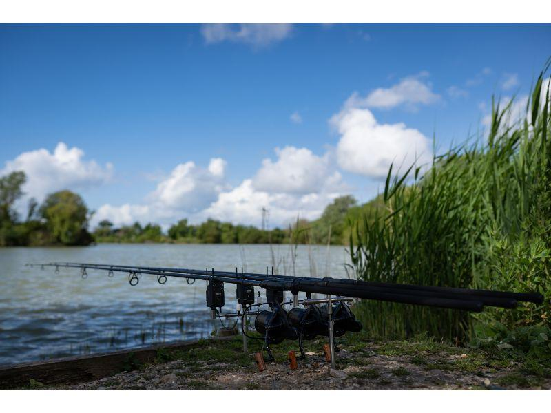 sit by your rods snag fishing