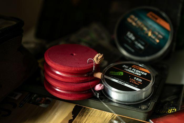low-diameter monofilament hooklinks for Zig Rigs