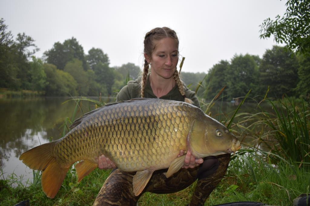 Lac Lucie – Carp France Fisheries – 04 July, 2020