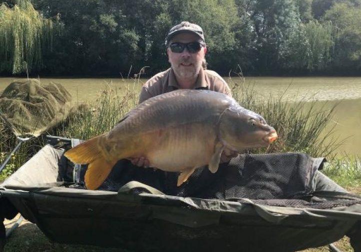 Carp Hunters Lake Image