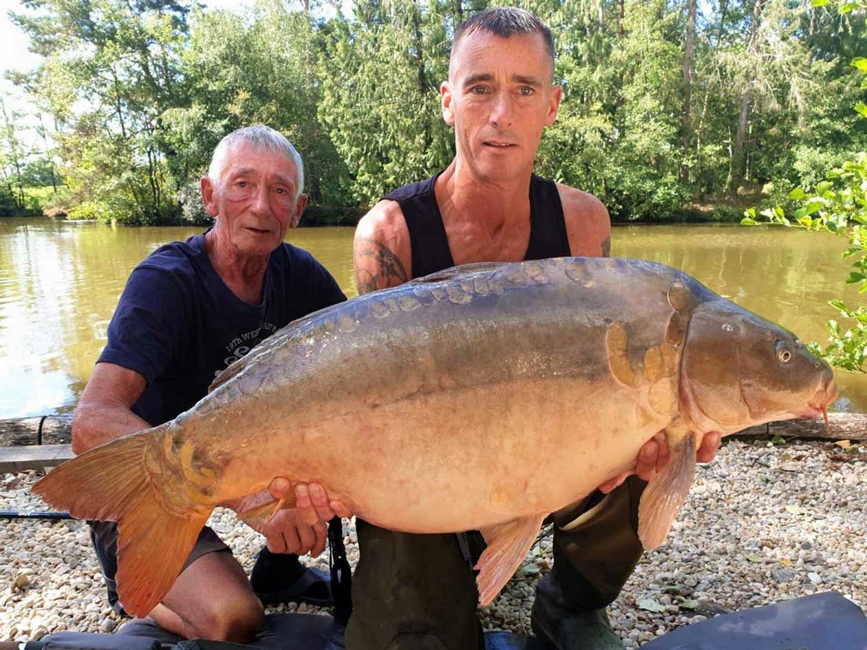 Beausoleil Carp and Cats – 08 August, 2020