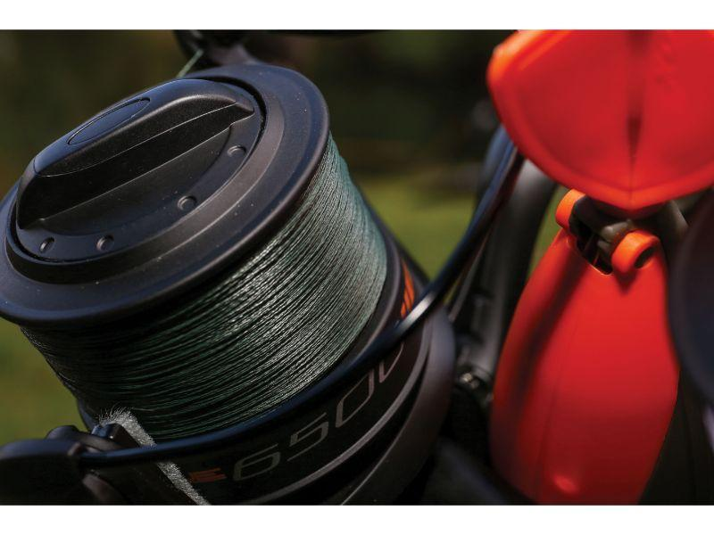 Pros and cons of fishing with braided mainline
